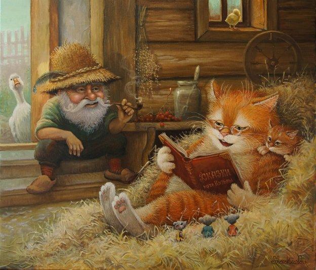 Картина Александра Маскаева
