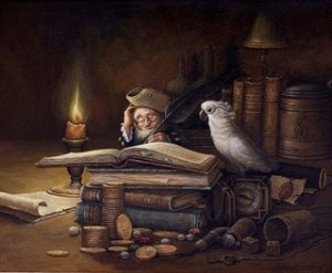 Картина А. Маскаева