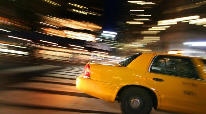 Такси. Победа